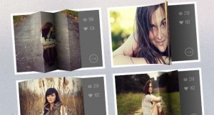 3D Thumbnail Hover Effects | Ergonomie - UX - by Th. | Scoop.it
