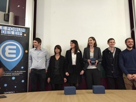 Les lauréats du Forum Epitech Innovative Projects sont... | FrenchWeb.fr | Startup & Appli | Scoop.it