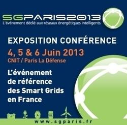 Smart Grids: salon SG 2013 dédié aux réseaux énergétiques intelligents | sustainable development | Scoop.it
