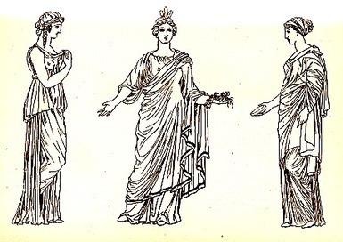 El aseo y el vestido en Grecia | Dioses de la mitologia | Scoop.it