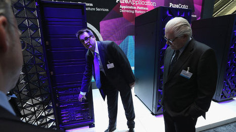 A Closer Look Inside IBM's Cloud Challenge - New York Times (blog) | CAMS | Scoop.it