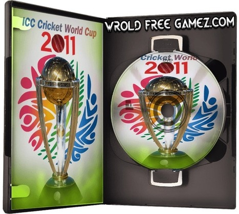 ICC Cricket World Cup 2011 Free Download Full Version PC Game   Ultimate Gaming Zone   Fully Top 10 Gamez   Scoop.it