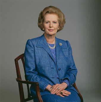 Margaret Thatcher: The anti-feminist | Women of The Revolution | Scoop.it