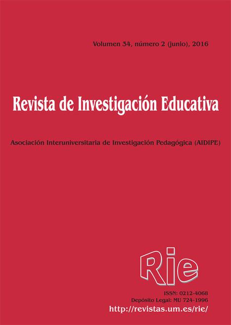 Revista de Investigación Educativa   Investigación Educativa y mucho más   Scoop.it