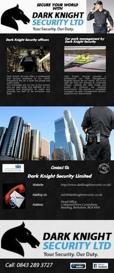 Secure Your World With Dark Knight Security Ltd. | Dark Knight Security | Scoop.it