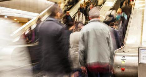 Télétravail : le temps de transport travail-maison équivalent quelque soit le pays ? | L'Atelier: Disruptive innovation | Outils Collaborateurs | Scoop.it