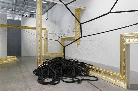 Janaina Mello and Daniel Landini:Ciclotrama 36 (Labirynth) | Art Installations, Sculpture, Contemporary Art | Scoop.it