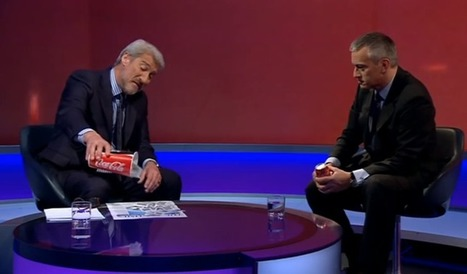On Live TV BBC Journalist Shows Coca-Cola President How Much Sugar Is In Their Drink | News for IELTS + Class Discussion | Scoop.it