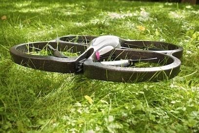 #CES2014 : Parrot présentera-t'il un nouveau drone à Las Vegas ? - News Domotiques by Domadoo | Hightech, domotique, robotique et objets connectés sur le Net | Scoop.it