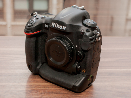 Nikon D4 - Ultimate luxury gifts for tech lovers | Epicurean Adventures | Scoop.it