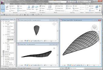 Structure Generator (Automatic?) for Revit | Logiciels d'architecture | Scoop.it