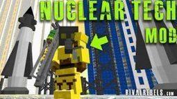 Nuclear Tech Mod 1.7.10   Gta Gaming   Scoop.it