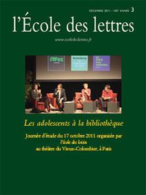 Les adolescents à la bibliothèque: Extrait journée d'étude du 17 octobre 2011 | Les Enfants et la Lecture | Scoop.it