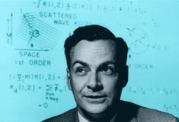 The Universe in a Glass of Wine: Richard Feynman on How Everything Connects, Animated | connectivity | Scoop.it