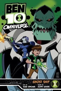 Viz To Publish Ben 10 Omniverse Original Graphic Novels | Comic Books | Scoop.it