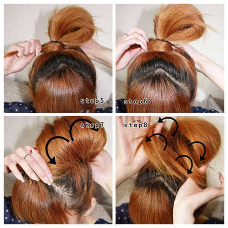 10 different cute korean hair styles | Hair styles | Scoop.it