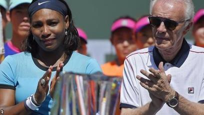 Indian Wells CEO Raymond Moore quits after 'sexist' comments | Language and Gender | Scoop.it