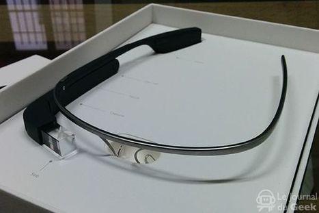 Google Glass : une nouvelle version sous Intel ? | Hightech, domotique, robotique et objets connectés sur le Net | Scoop.it
