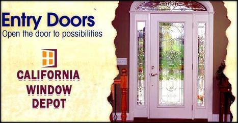 Entry Doors Replacement, Installation in Los Angeles & Orange County | Windows & Doors Installation & Replacement Company in Los Angeles | Scoop.it