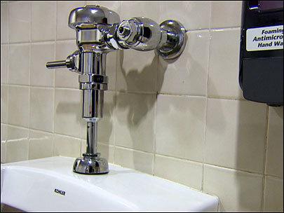 Bathroom bandit: Toilet parts disappearing from restaurants - KATU | Zimbabwe Plumbers | Scoop.it