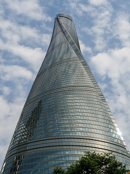 China's Newly Completed Shanghai Tower Is Now the 2nd TALLEST Building in the World | Today's Modern Architects and Architecture | Scoop.it