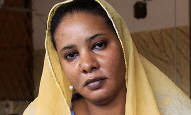 Lubna Hussein, a loudspeaker for women - Sudan | Women Around The World | Scoop.it