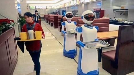 C'est officiel : les robots sont de très mauvais serveurs | La Transition sociétale inéluctable | Scoop.it