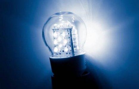 Por fin habrá leds de luz blanca | tecno4 | Scoop.it