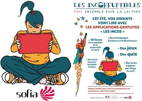 #VendrediLecture avec les applications #lectureEte @LesIncos ? #Chrysopé | Français, langue d'enseignement | Scoop.it