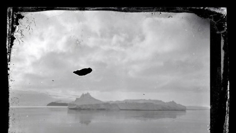 100-year-old negatives from the Ross Sea Party found in Antarctica | Strange days indeed... | Scoop.it