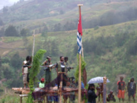 Kelompok Puron Wenda Klaim Serang Polsek Pirime - Voice of Baptist Papua | Papuan News | Scoop.it