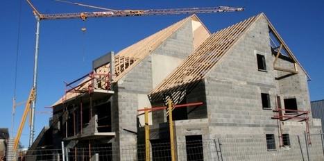 Logements neufs : la chute de la construction se poursuit | Le bon investissement immobilier | Scoop.it