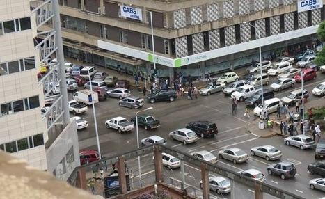 Zimbabwe: Economy Under Threat of Losing U.S. Dollar | Africa : Commodity Bridgehead to Asia | Scoop.it