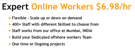 Online Workers - TasksEveryday | Virtual Assistant, Virtual Assistant India | Outsourcing slides | Scoop.it