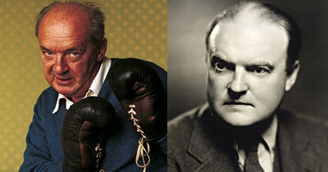 Inside Vladimir Nabokov and Edmund Wilson's Epic Literary Feud | literature | Scoop.it