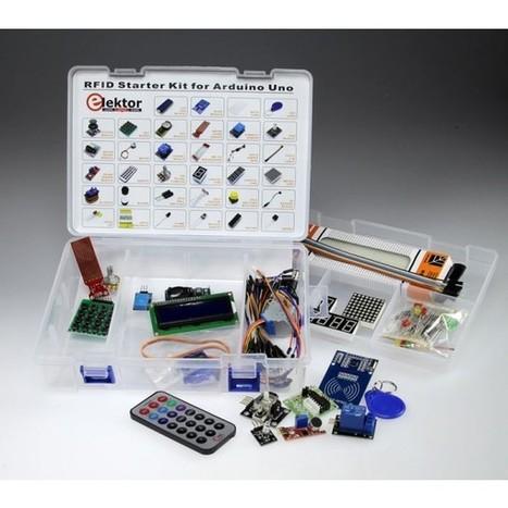 Elektor RFID-Starterkit für Arduino Uno Elektor | Raspberry Pi | Scoop.it