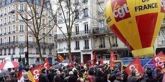 Retraites: les syndicats rejettent vertement la réforme à l'exception de la CFDT | Jeunes retraités | Scoop.it