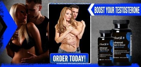 Niwali Testoboost Review – Where to Buy Testosterone Booster Supplement? | cheryls shumaker | Scoop.it