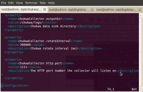 Hadoop: Setup Apache Chukwa   In Cloud We Trust - 8KMiles   PDG-Technologies   Scoop.it