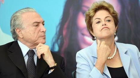 "Dilma Rousseff: ""Audio confirma golpe en mi contra"" 