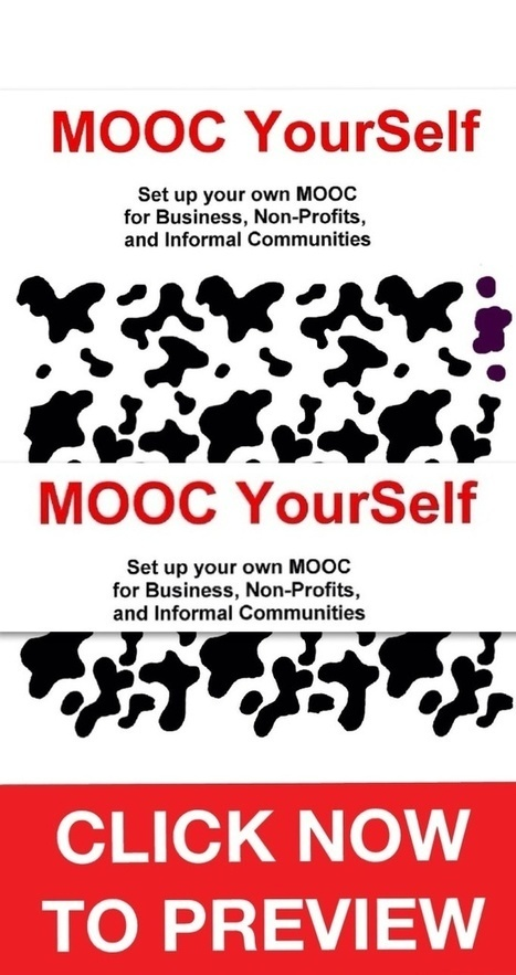 New eBook: MOOC YourSelf | mLearning | ICT in Education | Learning and Development | Scoop.it