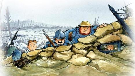 11 Novembre : cinq lieux de mémoire pour visiter en apprenant - Le Figaro | Ressources pédagogiques sur le Centenaire de la Première Guerre Mondiale | Scoop.it
