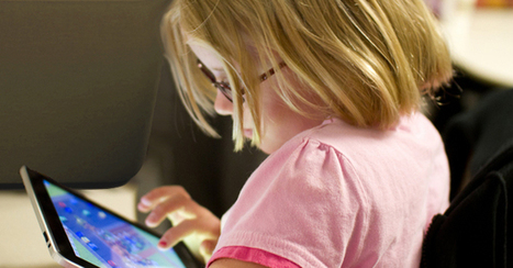 "The Rise of ""iTods"": Are Preschoolers Too Young for Tablets? 