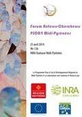 Forum Acteurs-Chercheurs PSDR Midi-Pyrénées (25 avril 2014) | PSDR - Pour et Sur le Développement Régional en Midi-Pyrénées | Scoop.it