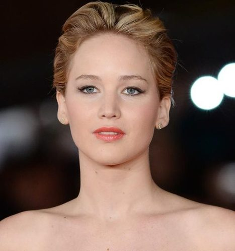 Beauty Tips From Jennifer Lawrence's Red Carpet Makeup Artist - Elle | Estee' Lauder Double wear concealer | Scoop.it