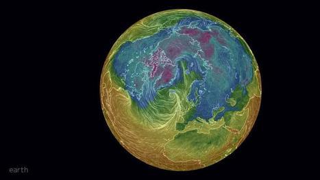 El Polo Norte registra record de temperatura: 30 grados por encima de la media | La terra, el passat i el present un clic!..... Recursos de geografia i història. | Scoop.it