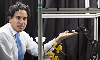 Scientist creates eye tracker for £43   MA DTCE   Scoop.it