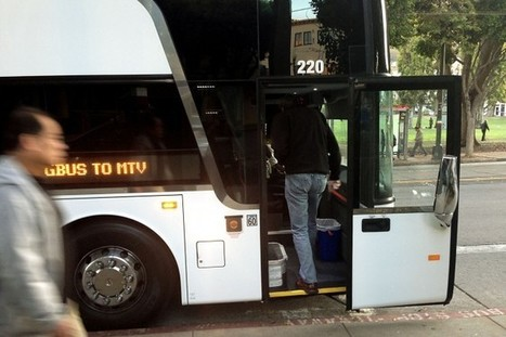The Next Tech Worker Shortage: Google Bus Drivers   Wired Business   Wired.com   Writer, Book Reviewer, Researcher, Sunday School Teacher   Scoop.it