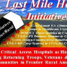 Last Mile Home Initiatives for Returning Troops and Veterans