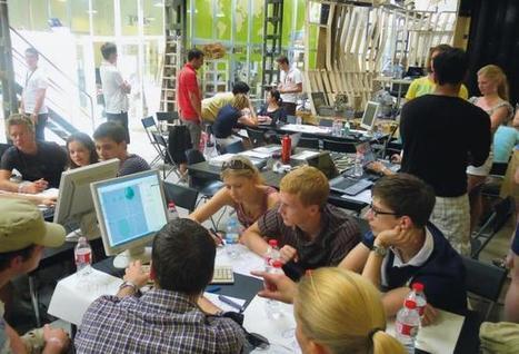 Les industries de demain naissent au coeur des Fab Labs   Fab-Lab   Scoop.it
